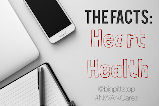 Heart Health, the facts #NWARKCares