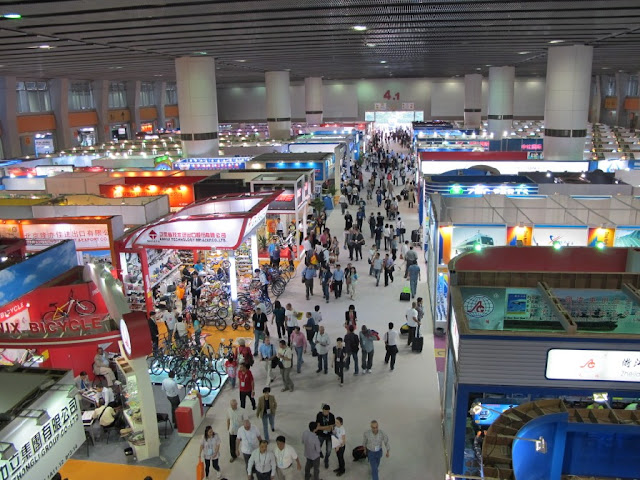 2013 CHINA IMPORT&EXPORT FAIR the buyers and the sellers from april 2013 canton fair the interview