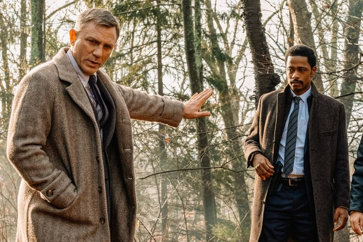 MOVIES: Knives Out (LFF 2019) - Review