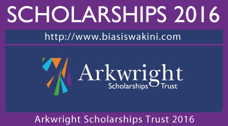 Arkwright Scholarships Trust 2016