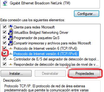 TÉLÉCHARGER PROTOCOLE INTERNET VERSION 4 (TCP/IPV4) WINDOWS XP