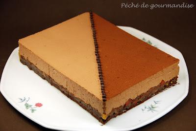 Gâteaux et caramel en images