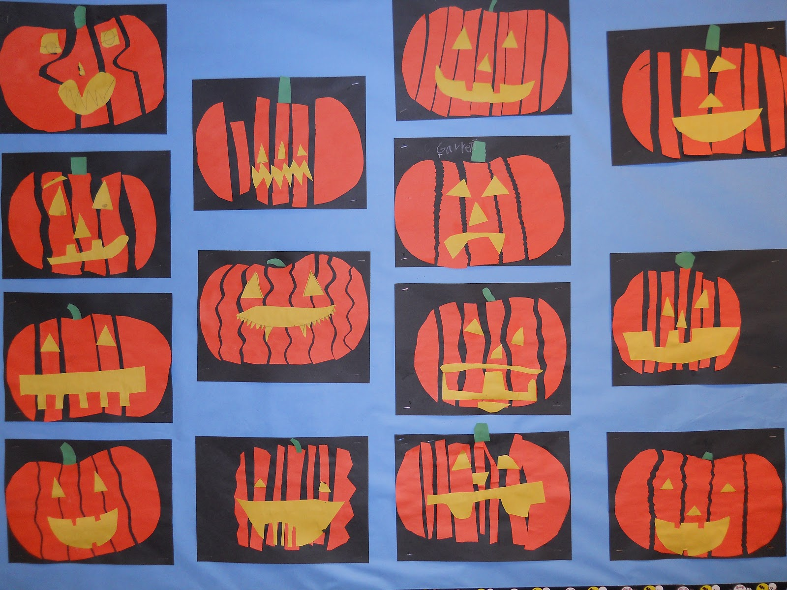 Halloween Craft Ideas For Kids 2nd Grade.Mrs Adams 2nd Grade Halloween Fun