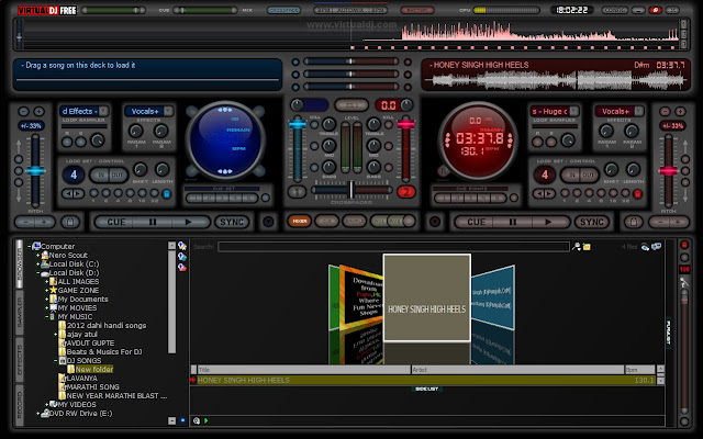 virtual dj pro 7 skins for mac