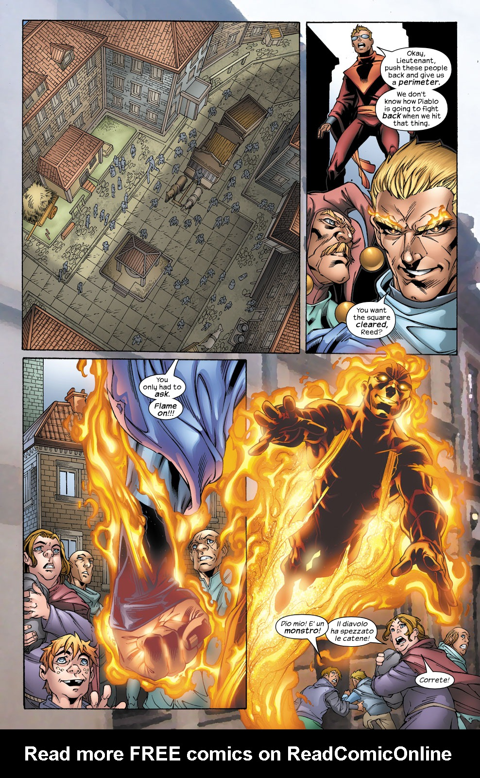 Read online Ultimate Fantastic Four (2004) comic -  Issue #40 - 14
