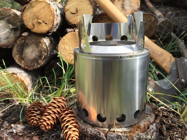 Bushbuddy Ultra Wood Burning Stove