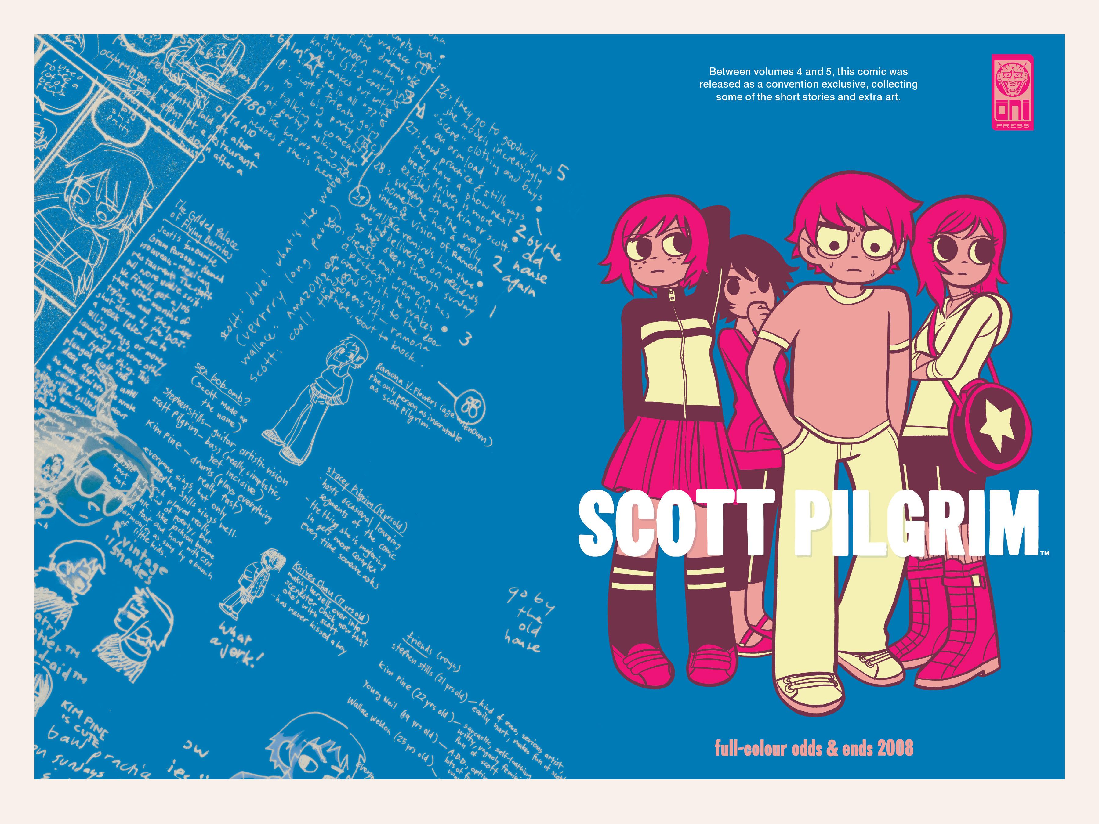Read online Scott Pilgrim comic -  Issue #5 - 179