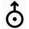 Simbol Uranus