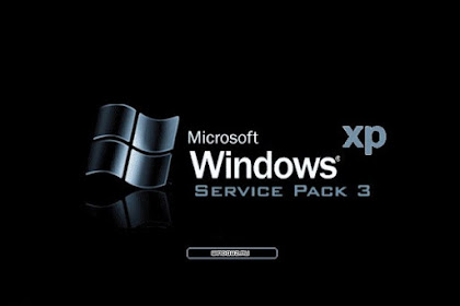 Free Download Windows XP Black Edition for Computer PC Laptop