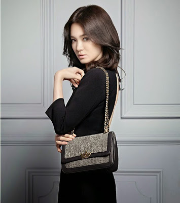 Song Hye Kyo - J.Estina Fall Winter 2014