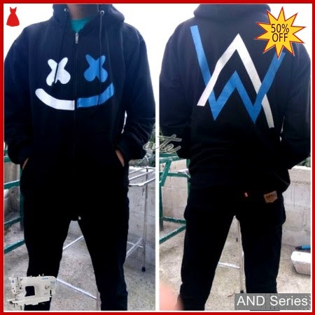 AND077 Jaket Pria Alan Walker Marsmello BMGShop