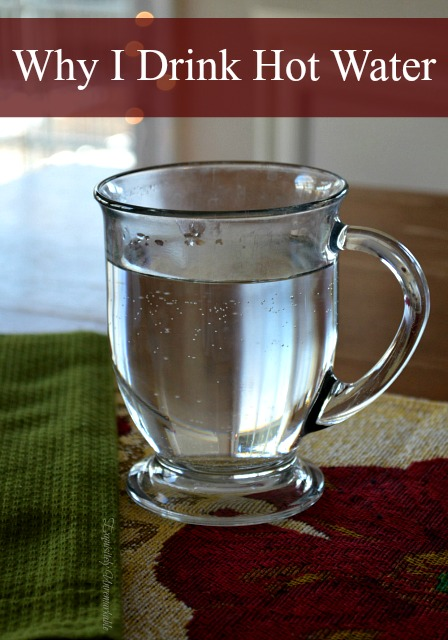 Drinking Hot Water For Health