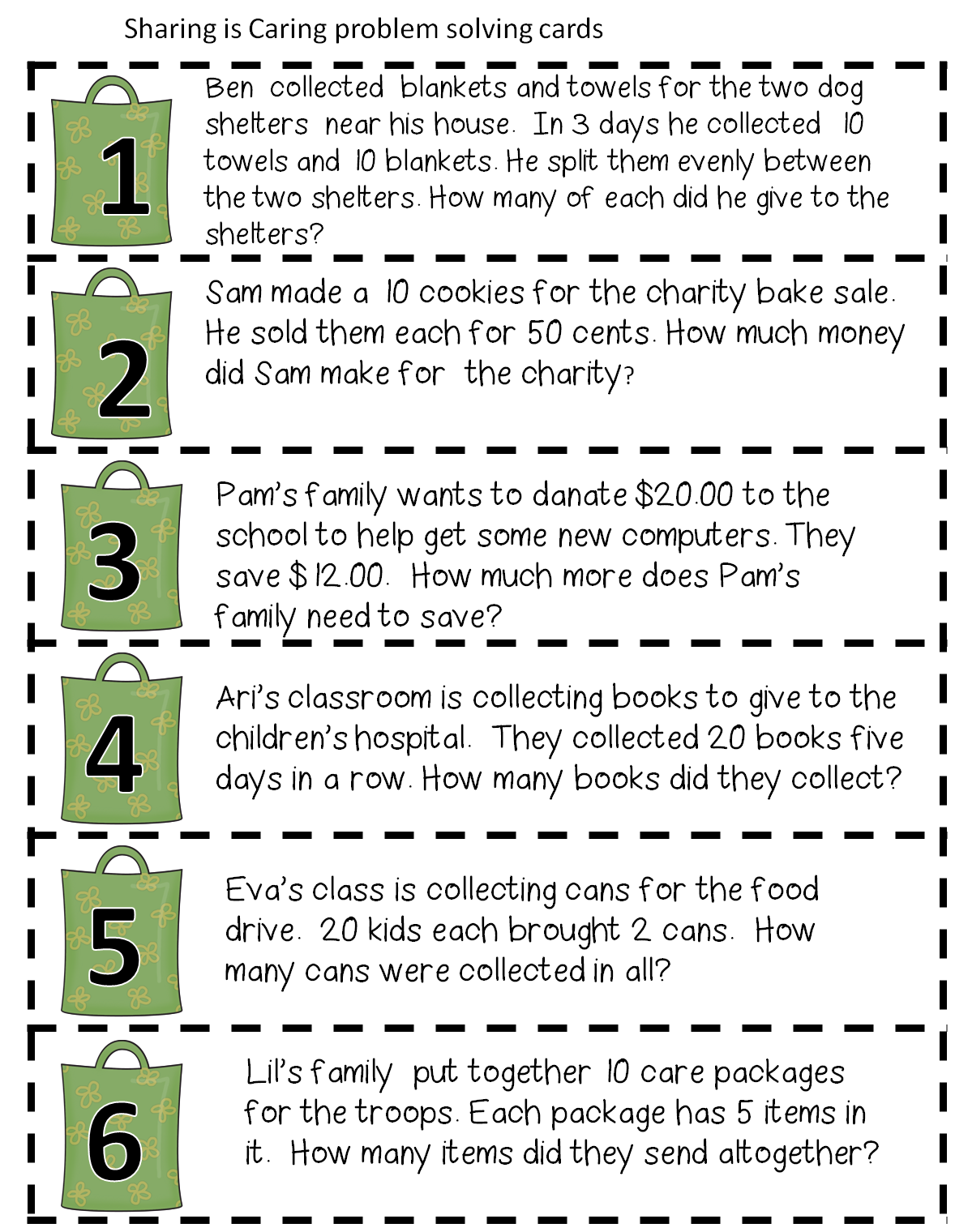 First Grade Wow Personal Finance For Kids