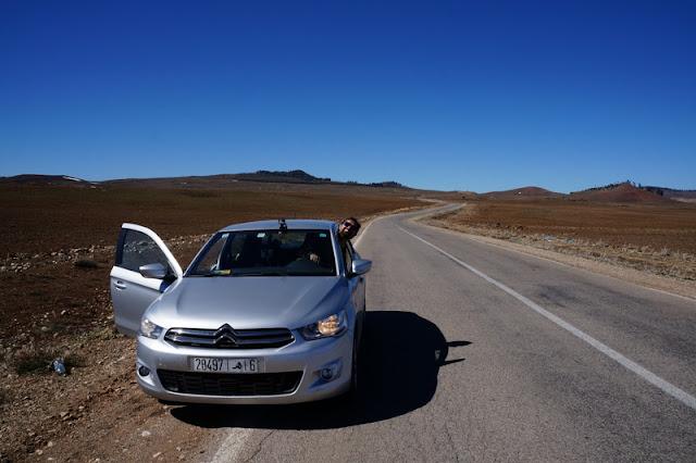Morocco roadtrip