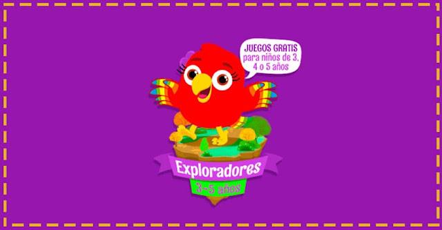 Juegos didácticos para niños de preescolar de 3, 4 y 5 años