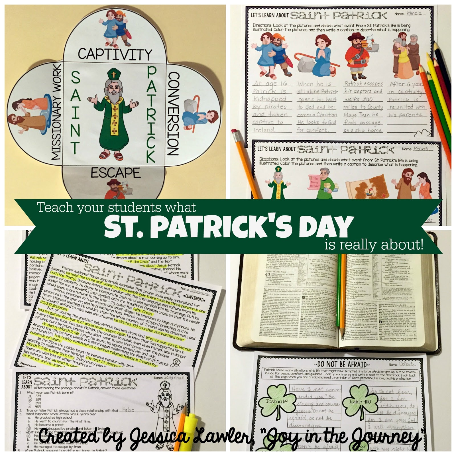a biography of st patrick Patrick, a british bishop, preached christianity in at least some places in ireland at some time between the fourth and sixth centuries and wrote two letters: one, later known as his confessio, addressed criticisms of his ministry the other denounced the slaving activities of a group of christian slavers for taking other christians.