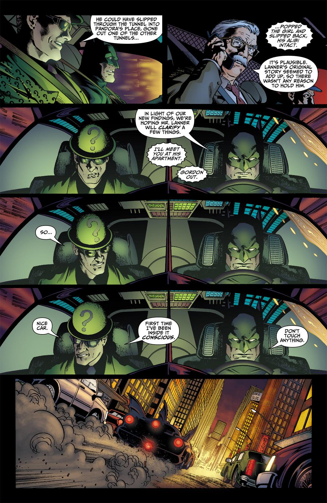 Detective Comics (1937) 822 Page 12