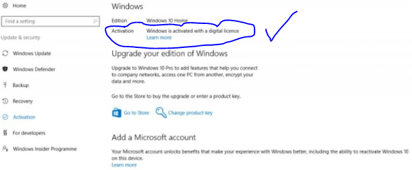 aktivasi windows 10 pro terbaru