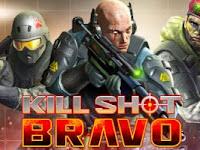 Kill Shot Bravo Apk v2.6 Mod (Lot of Bullets) Terbaru