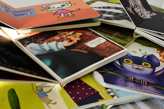 Czytajmy dzieciom od urodzenia! Ciekawe książeczki kartonowe dla maluchów