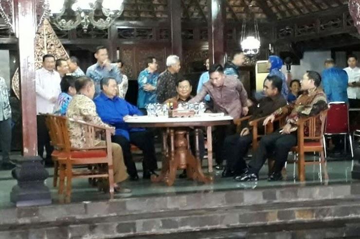 SBY-Prabowo Ketemu, Pengamat: Jokowi Bakal Pusing, PPP & PKB Bisa Ditarik SBY
