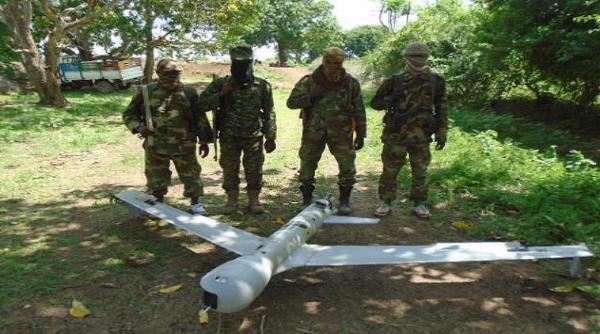 Dron espía de EE.UU. cae en zona de terroristas en Somalia