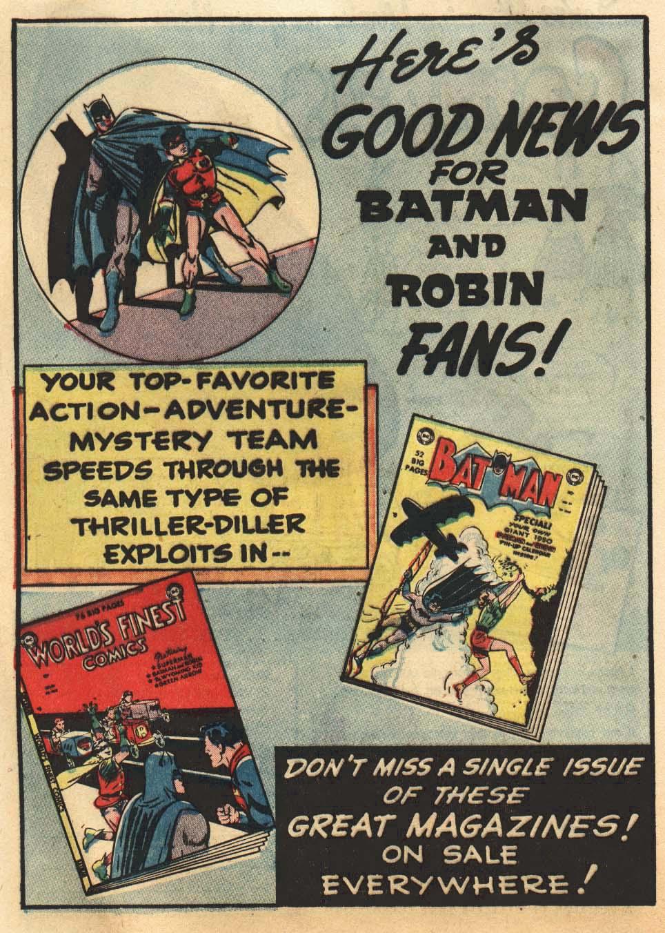 Detective Comics (1937) 155 Page 14