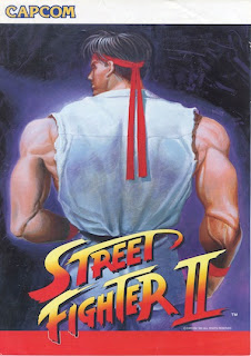 street fighter ii 2 sf2 streetfighter world warrior poster