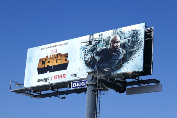 Luke Cage season 2 billboard
