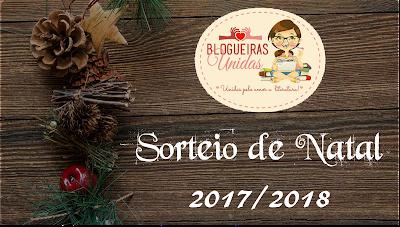 SORTEIO #62 - SORTEIO DE NATAL - Grupo Blogueiras Unidas