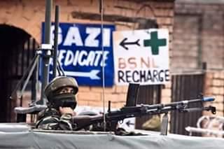 perang dan konflik didaerah daerah Kashmir