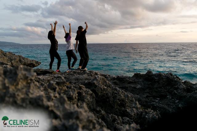 sumilon island trekking
