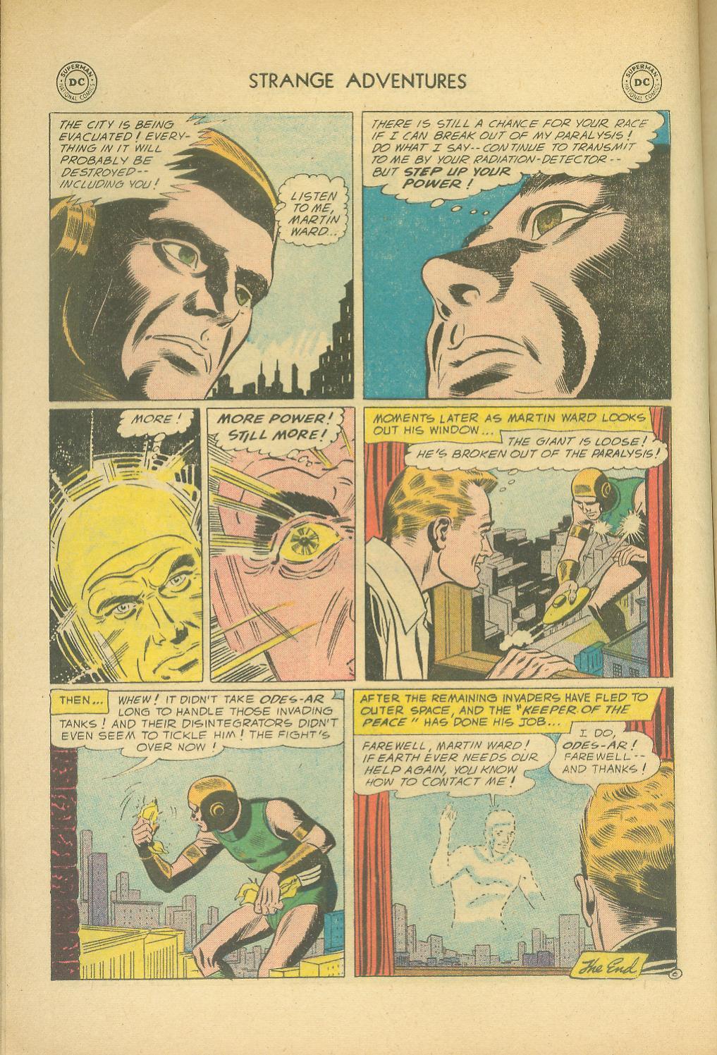 Strange Adventures (1950) issue 76 - Page 8