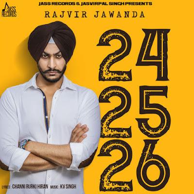 25, 25, 26 Rajvir Jawanda
