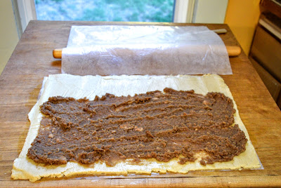 Spread with Cinnamon filling from Dr. Jean Layton