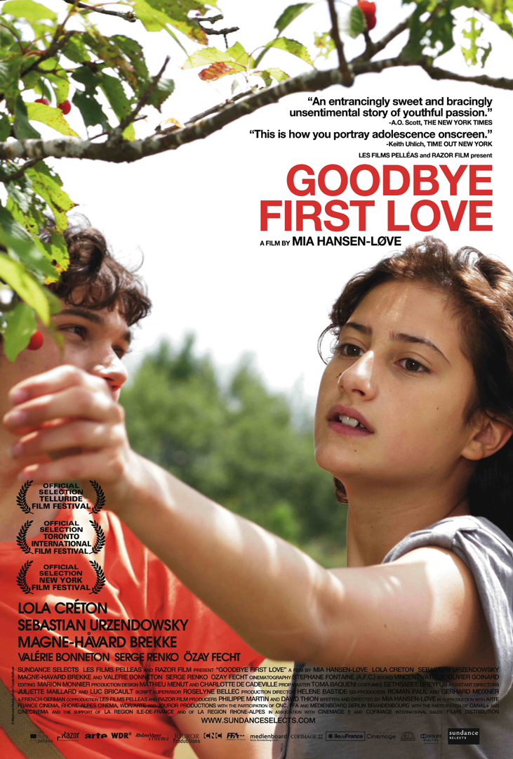 First Love Rewriting And Major Editing: TrustMovies: Mia Hansen-Løve's GOOD-BYE FIRST LOVE Tracks