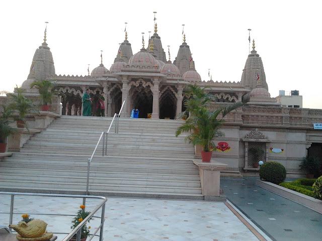 Akshar-dhaam Temple or Swami Narayan Temple, Jaipur