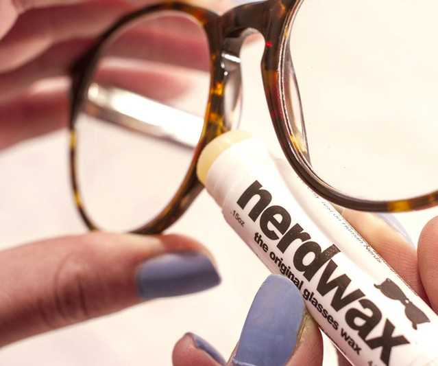 Nerdwax for Glasses
