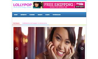LollyPop+Template