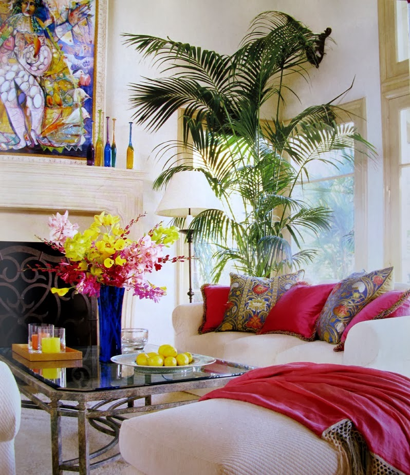 Winter Living Room Decorating: An Indian Design & Decor Blog: Fall