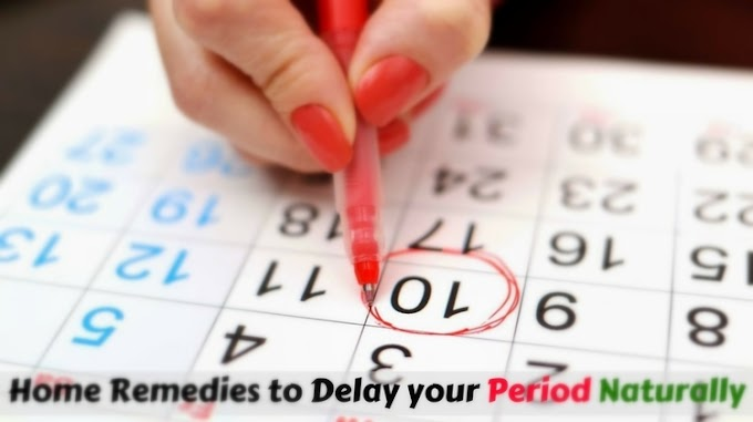Effective Home Remedies to Regulate Delayed Periods