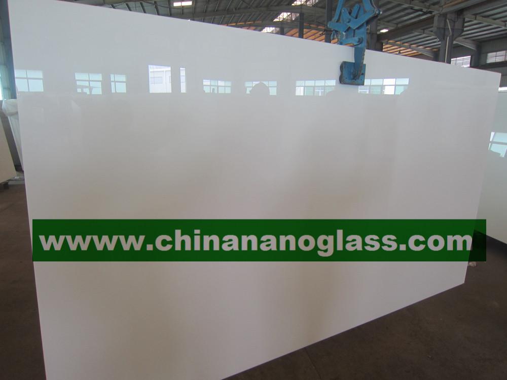 Nano White, Nano Crystal Glass Stone from chinananoglass com