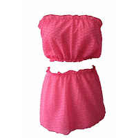Alfacart Ruby Lingerie Kemben Sexy Top Bottom Pink ANDHIMIND