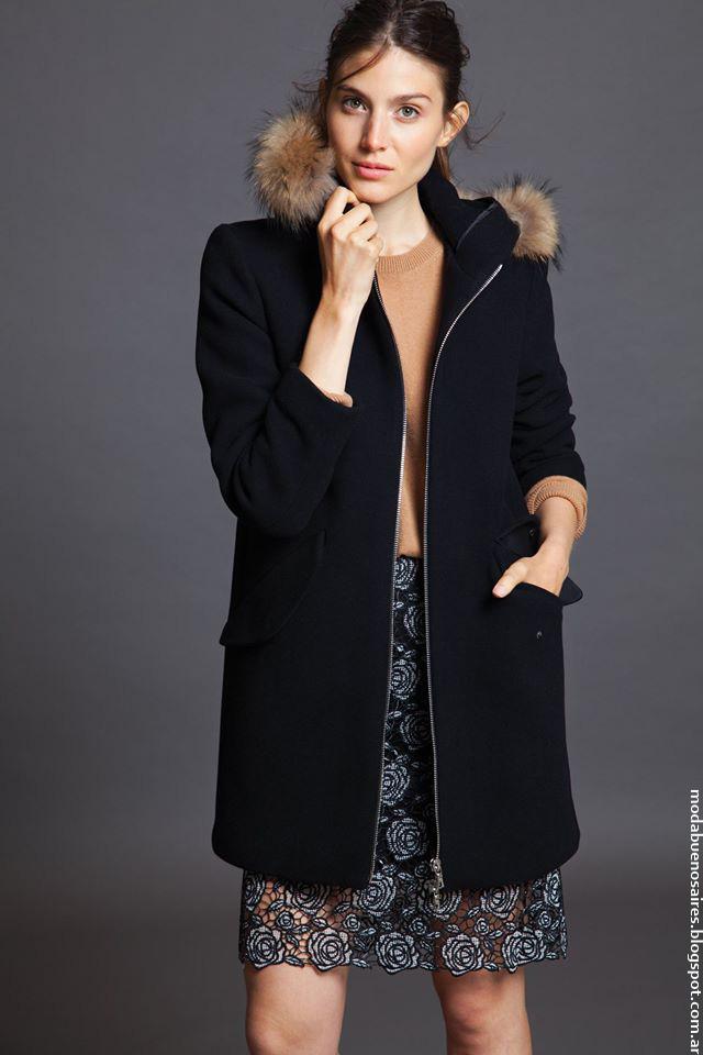 Moda invierno 2016 ropa de moda 2016. Moda Awada 2016.