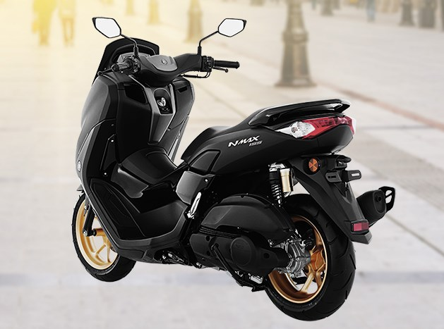 Harga dan Spesifikasi All New Yamaha NMAX 2020