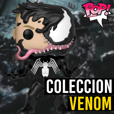 Lista de figuras funko pop de Funko POP Venom