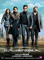 Vishwaroopam (2013) Full Movie Hindi [Cleaned] 720p BluRay ESubs Download