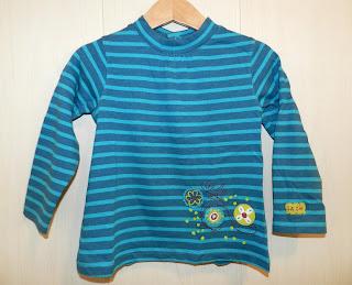 Ropa de segunda mano, La Compagnie des Petits, Camiseta invierno La Compagnie des Petits, Camiseta invierno segunda mano, donde duerme el arcoiris