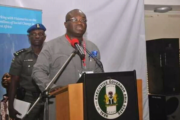 @GovernorIkpeazu Invites All Contractors to a Crucial Meeting