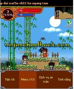 Hack ninja school phuthobay pro